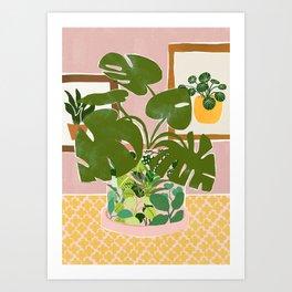 All The Plants x The Sill Art Print