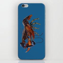 Calling Salvador (colour) iPhone Skin