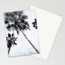 The Trio Above Stationery Cards