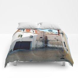 Portugal, Cascais (RR 187) Analog 6x6 odak Ektar 100 Comforters