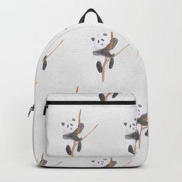 Fun Neck Gaiter Panda Bears Neck Gators Backpack