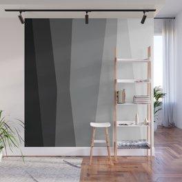 Geometric Harmony Angles Abstract Wall Mural