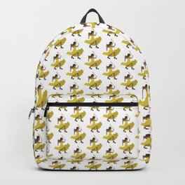 Hold Up Backpack