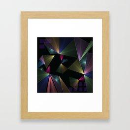 the vortex project Framed Art Print
