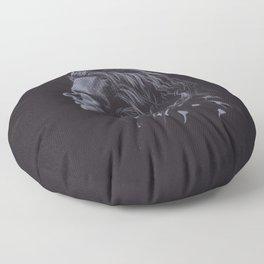 Waiting... (Harry Styles) Floor Pillow