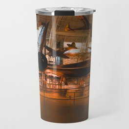 SR-71 Blackbird at the National Air and Space Museum Travel Mug