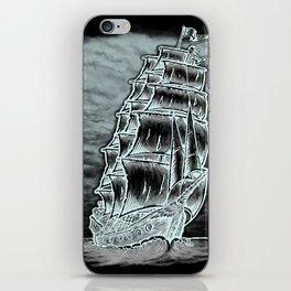 Caleuche Ghost Pirate Ship Variant iPhone Skin