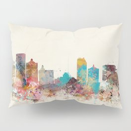 atlantic city new jersey Pillow Sham