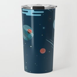 SPACE poster Travel Mug