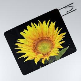 Sunflower Picnic Blanket