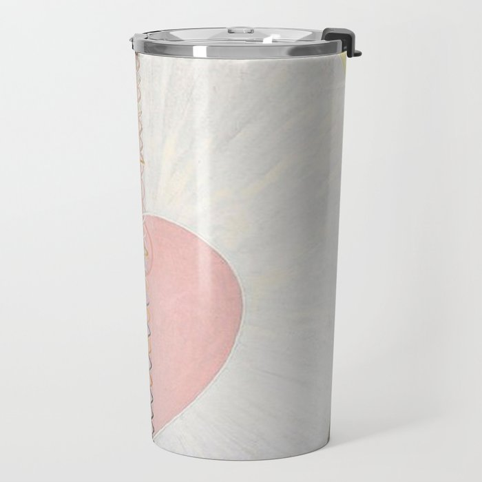 Hilma af Klint, Group IX/UW No. 25 Travel Mug