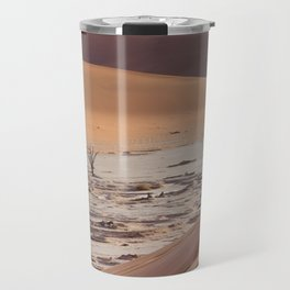 Leave only foortprints Travel Mug