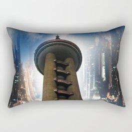 Shanghai - Oriental Pearl Tower Rectangular Pillow