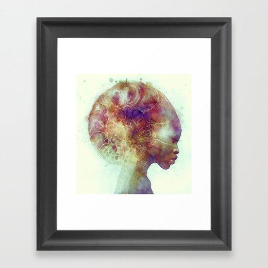 Ammon Framed Art Print