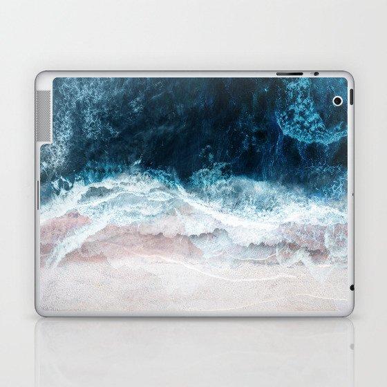 Blue Sea II Laptop & iPad Skin