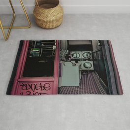 The Laundromat Rug