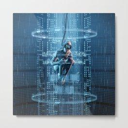 Virtual Dreams Reloaded Metal Print