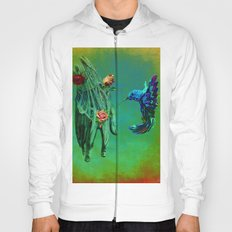 The dawn of the world Hoody