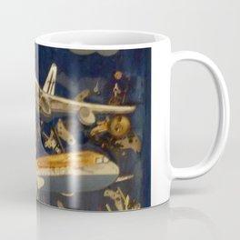 Trump's Safe American Skies Coffee Mug
