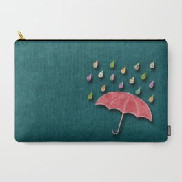 It's raining, it's pouring Carry-All Pouch