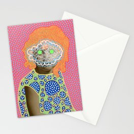 Nasty Girl 001 Stationery Cards