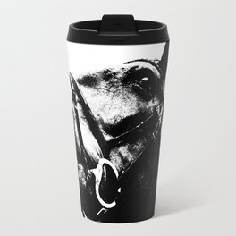 ALFRED THE HORSE Travel Mug