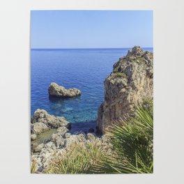 Zarbo de Mare, Sicily Poster