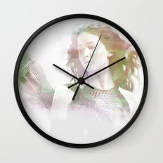 Katniss Everdeen  Wall Clock