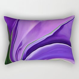 Crocus Abstract16 Rectangular Pillow
