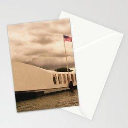 USS Arizona Memorial Stationery Cards