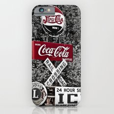 Coca Cola Americana iPhone 6s Slim Case