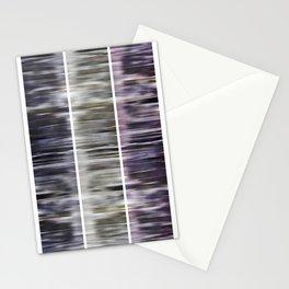three rhythms Stationery Cards