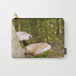 Forest wild mushrooms Carry-All Pouch