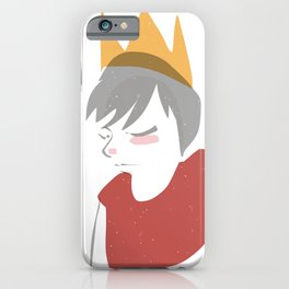 Princey Charmer iPhone Case