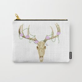 Leave Me A Ghost Carry-All Pouch
