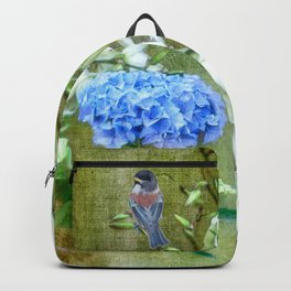 Flowers at my Door Backpack