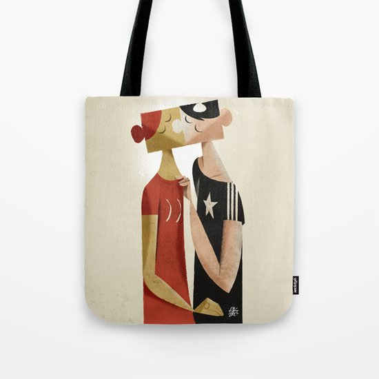 The puzzle Tote Bag