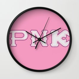 Monster University Fraternity : Python nu Kappa Wall Clock