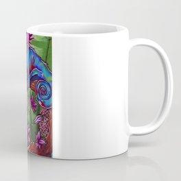 Cha-cha-cha-meleon Coffee Mug
