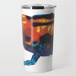 Poison Dart Frog Travel Mug