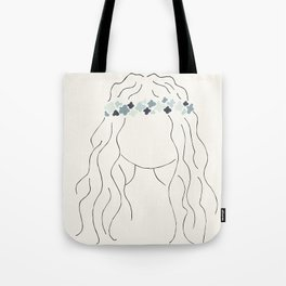 Janis with love Tote Bag