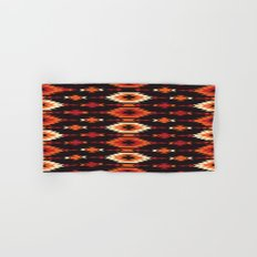 American Native Pattern No. 14 Hand & Bath Towel