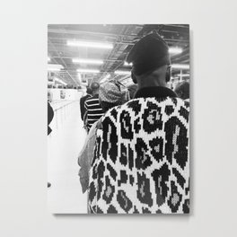 Baba. Metal Print