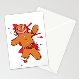 Bloody Stationery Cards
