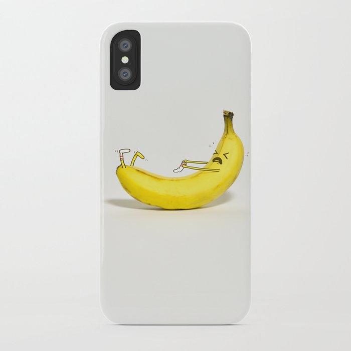 Banana Sock iPhone Case