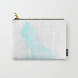 The Glass Slipper Background Carry-All Pouch