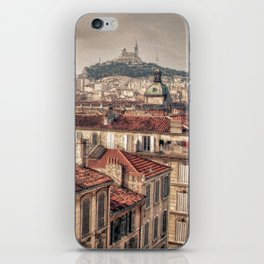 Marseille iPhone Skin