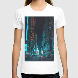New York Bright Lights T-shirt