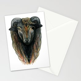 Woolen Brother Stationery Cards