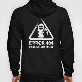 Error 404 - Negative Hoody